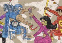 Ilustraciones de códices aztecas