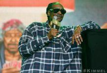 Posponen conciertos de Snoop Dogg