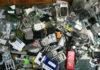 venta de celulares en tianguis