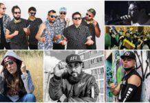 Ritma tianguis y festival de bandas hip hop bandas