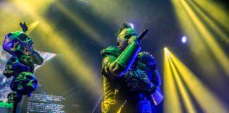 concierto de Hocico en la CDMX