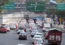 costo del tráfico en la CDMX