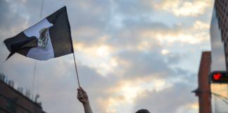 marchas de Ayotzinapa