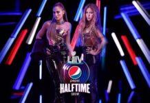 J. Lo y Shakira en el Super Bowl