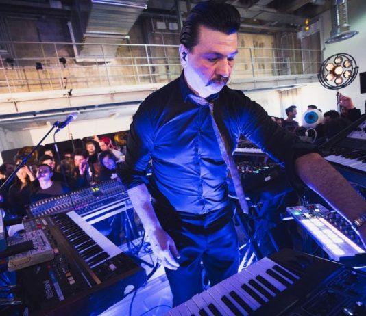 leyendas de la música electrónica en el CMD_Fest