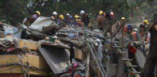 Presentan plan de emergencia sísmica de CDMX