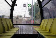 cabinas del cablebús