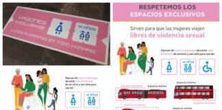 violencia sexual en el transporte público
