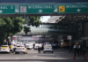 Protesta de taxistas en CDMX