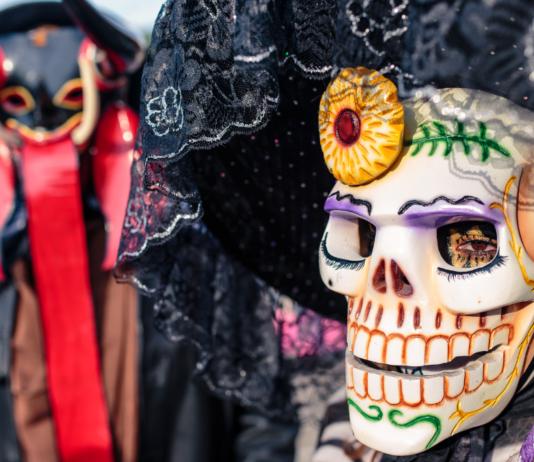Festivales de Día de Muertos cerca de CDMX