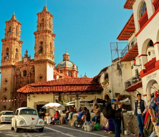 Festival de las Lloronas en Taxco