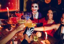 Fiestas de Halloween en CDMX