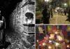 Callejoneada de terror en Coyoacán