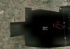Santa Lucía en Google Earth