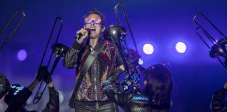 Así se puso el primer concierto de Muse en la CDMX