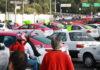 marcha de taxistas del 21 de octubre