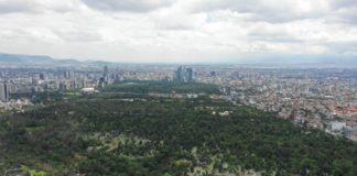 Bosque de Chapultepec Santiago Arau
