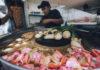 comida callejera en CDMX poniente