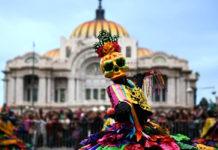desfile internacional de día de muertos 2019