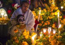 DÍA DE MUERTOS EN MIXQUIC 2019