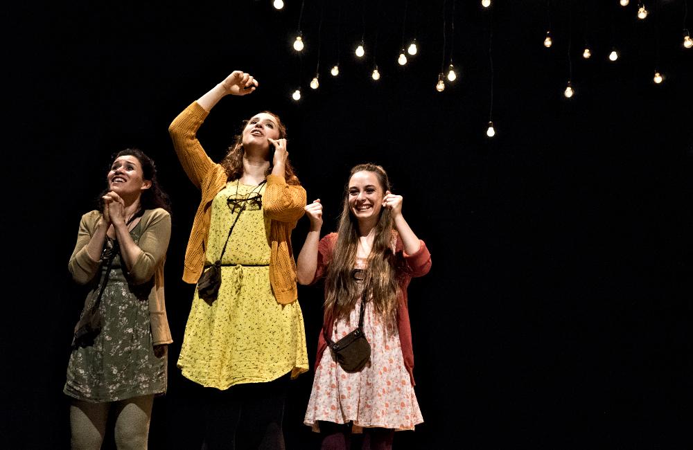 el amor de las luciérnagas en el teatro de la ciudad