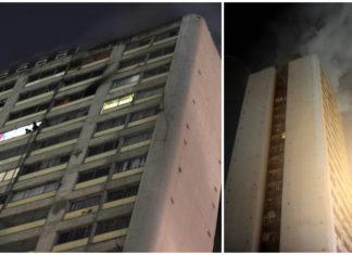 incendio en tlatelolco