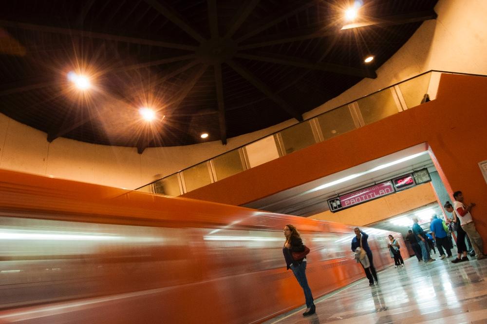 obras en la Línea 1 del Metro