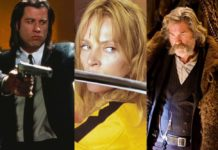 fiesta de disfraces de Tarantino