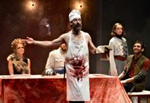 titus en el teatro helénico