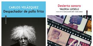 Desierto sonoro Valeria Luiselli