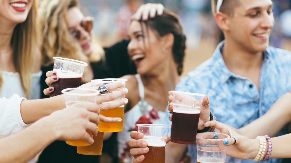 lagunitas beer circus chicago 2020