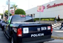 asalto en Plaza Universidad