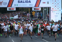 Maraton de la Ciudad de Mexico