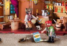 Playmobil en el Centro Cultural Carranza