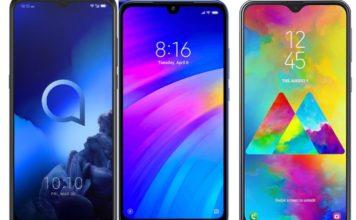 celulares de 4 mil pesos o menos