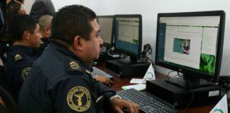 inauguran ciberescuela para policías en la CDMX