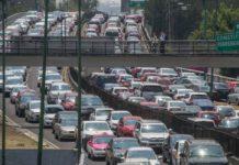 Así reaccionan los habitantes de la CDMX ante el estrés en el tráfico