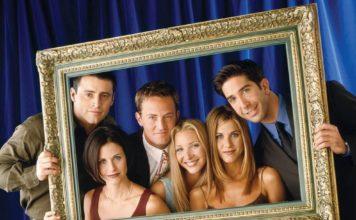 episodio especial de Friends