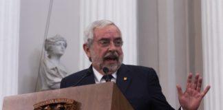 Se queda: reeligen a Graue como rector de la UNAM