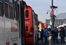 Transporte público en el edomex