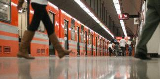 trabajo comunitario en el Metro