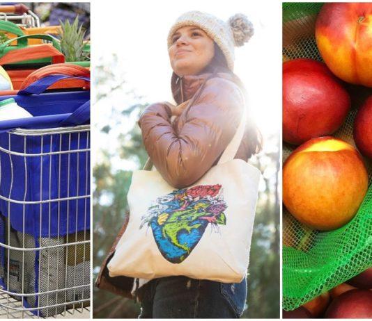 opciones de bolsas ecológicas