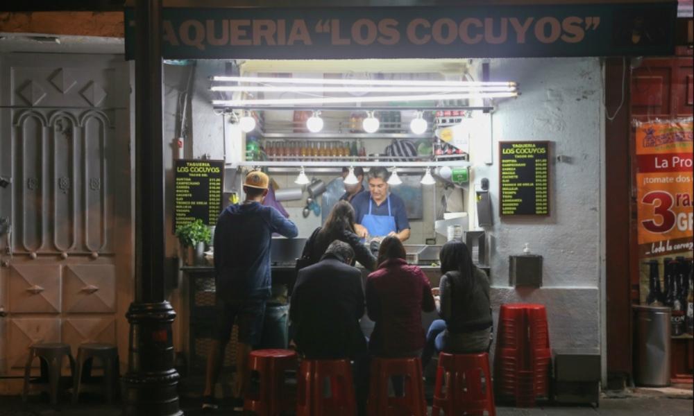 ✨🍴¡Guía de restaurantes y changarros ¡abiertos las 24 horas! 🍴✨