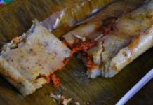 Feria del tamal en Coyoacán 2020