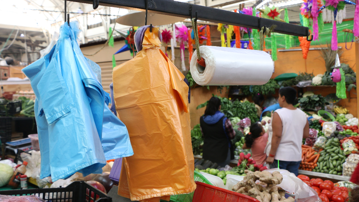 ⚠️ Habrá sanciones a comercios que den bolsas de plástico