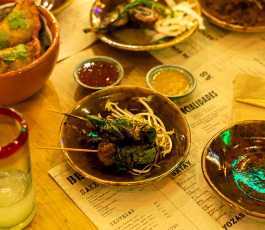 comida china en CDMX