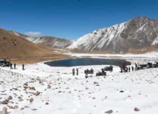 ir al Nevado de Toluca