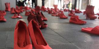 instalacion por las victimas de feminicidio