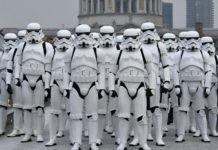 desfile de Star Wars en la CDMX