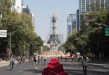 estatuas de mujeres ilustres en Reforma